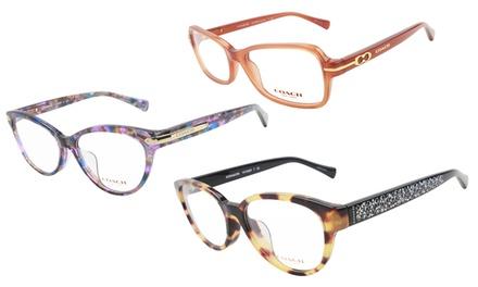 Coach Womens Optical Frames Groupon