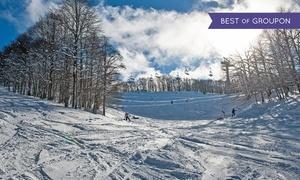Impianti Monte Livata: Skipass per uno o 2 giorni, settimanale o stagionale per il complesso Monte Livata Monna dell'Orso (sconto fino a 58%)