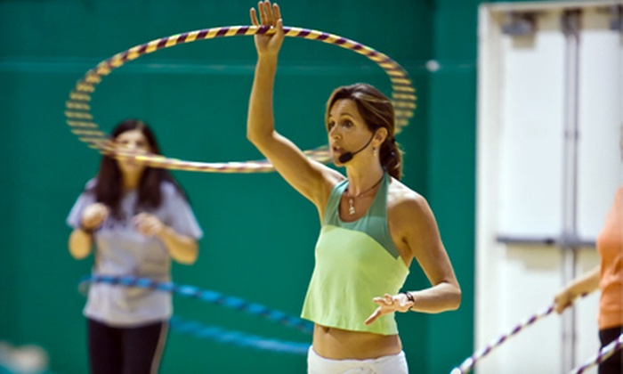 Yoga Babes - Nampa: 5 or 10 Fitness Hooping Classes at Yoga Babes in Nampa (Half Off)