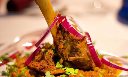 image for Three-Course Indian Meal for Two or Four at Indian Palace (Up to 49% Off)