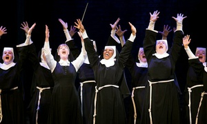 """""""sister Act"""" At Mayo Performing Arts Center, January 31—february 1(up To 48%off)"""
