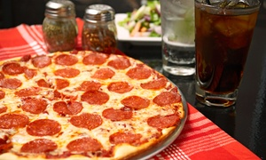 Papania Pizza & Subs: $9 for $15 Worth of Dine-in, Takeout, or Delivery, or One Food Order Package at (Up to 42% Off)