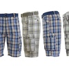 Men's Cotton Cargo Shorts with Belt