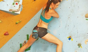 Southern Boulder: All-Day Rock Climbing Pass for One ($5), Two ($9) or Four People ($17) at Southern Boulder (Up to $40 Value)