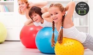 Academia Itaguaçu Fitness: 1, 2 ou 3 meses de treino funcional infantil (2 vezes por semana) na Academia Itaguaçu Fitness – Barreiros