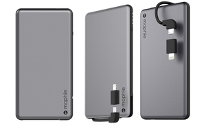 mophie Powerstation Plus 4,000 mAh Portable Charger