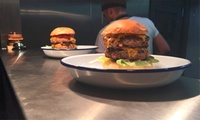 Choice of Burger and Rosemary Salted Chips for Two at Fear X Loathing (Up to 48% Off)