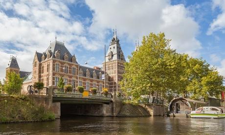 Amsterdam: Habitación doble estándar con desayuno para 2 personas en el Holiday Inn Express Amsterdam - Sur