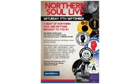 Northern Soul Live on 17 September at 7 p.m., The Queen Elizabeth Hall, Oldham (Up to 43% Off)