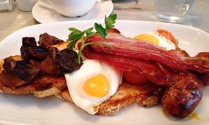 Thyme Deli - Church Lane: Full Cooked Breakfast for Two or Four at Thyme Deli - Church Lane