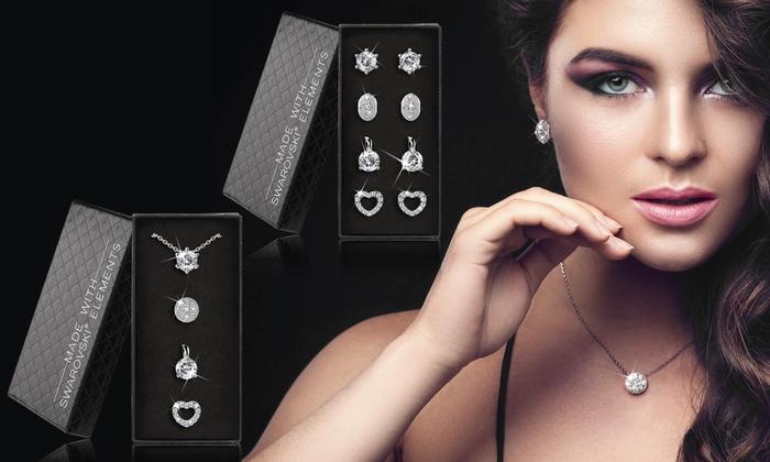 Coffret Simplicity en argent 925 et orn de cristaux Swarovski® dès 1999€ (jusquà 80% de rduction) livraison offerte