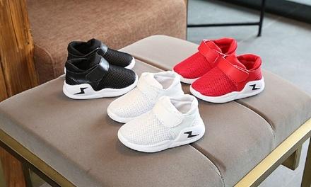 Baskets pour bébé et enfants en mesh