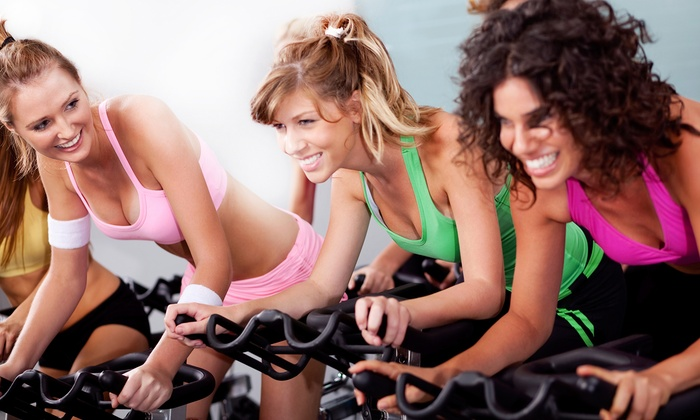 Steve Nash Fitness World - Multiple Locations: C$29 for 1 Month of Unlimited Cycling Classes Plus Full Gym Access and a Fitness Assessment (C$175 Value)