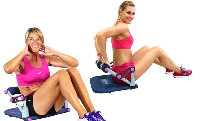 Shaper Relax 3000 Exerciseur 8 en 1 utilisé par Nathalie Simon