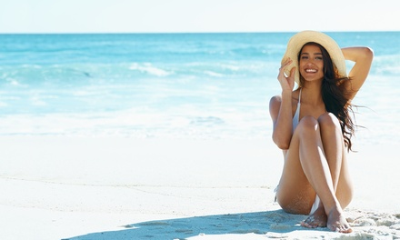 Brazilian or Hollywood Wax with Optional Underarm and Half Leg Wax at Good Hand Therapy (Up to 77% Off)