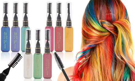 Three, Six or Nine Wash Out Hair Mascara Dye Creams