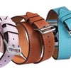 Genuine Leather Wrap-Around Band for Apple Watches Series 1 & 2
