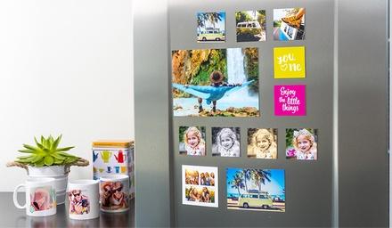 Magneten met jouw foto's erop van Colorland