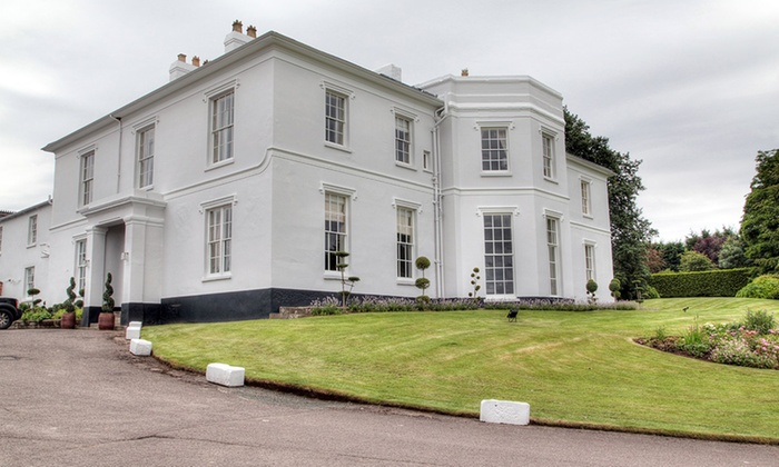 Brooks Country House Peterstow Wedding Package 50 Day 80 Evening Guests