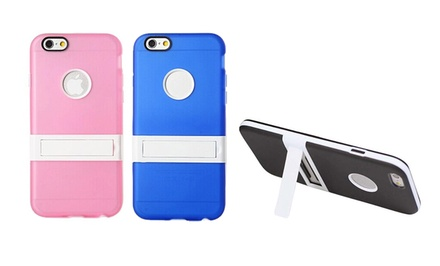 iPM Soft Gel Kickstand Cover for Apple iPhone 6 or 6 Plus from $8.99–$9.99