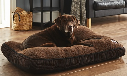 Bunty Snooze Dog Bed Groupon