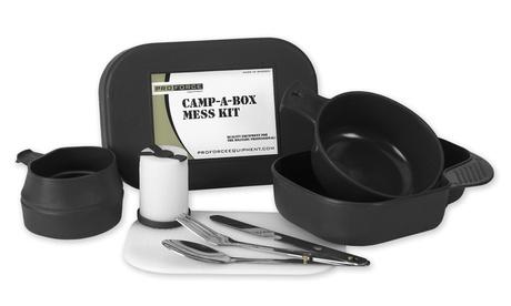 Camp-A-Box Mess Kit Black at Outdoor LV 4b058966-e34b-4add-abda-320422c8ebb5