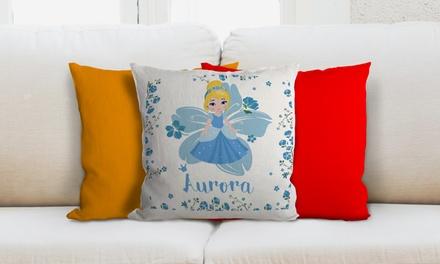 """Housse de coussin """"Princesse"""""""