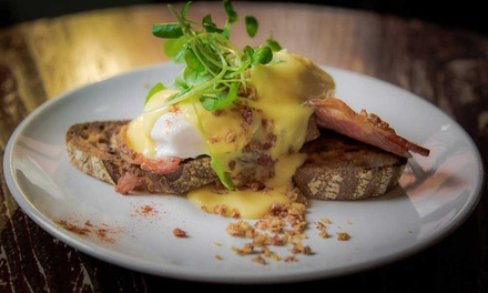 Breakfast or Brunch with Optional Drink for Two at The Parlour (Up to 60% Off)