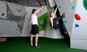 BeBOULDER: Climbing Day Pass and Bouldering Instruction for One, Two or Three at BeBOULDER (Up to 69% Off)