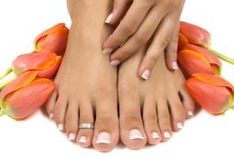 Posh Beauty Bar: Up to 51% Off Manicure/Pedicure at Posh Beauty Bar