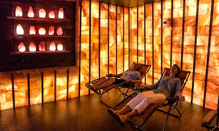 Salt Room Sessions at Salt Vault at the Portland Salt Cellar (Up to 50% Off). Two Options Available.