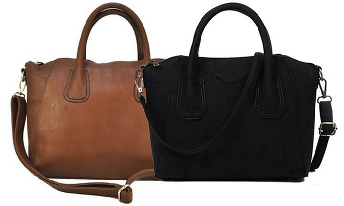 Up To 82% Off on Women s Vegan-Leather Bag  aa38445701bf9