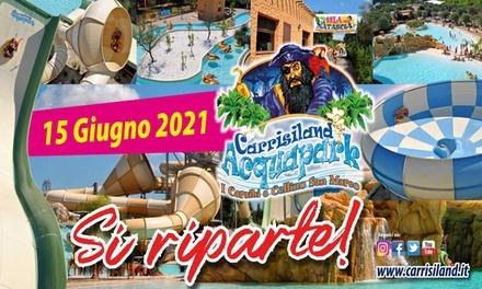 Carrisiland, acquapark del Salento a 19,99€euro