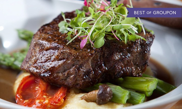 Café Chez Eric - Wakefield: C$29 for C$50 Worth of French Cuisine for Two at Chez Eric Café & Bistro
