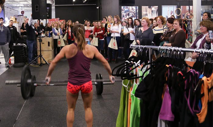 CrossFit Relentless - Crossfit Relentless: Outing for Two or Four to She Shines Women's Health and Beauty Expo on March 7 (50% Off)