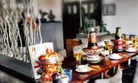 Chinesischer Feuertopf mit Aperitif für 2 bis 6 Personen im Restaurant Yulan