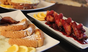 Crab Boil Ave.: Breakfast and Brunch at Crab Boil Ave. (40% Off). Three Options Available.