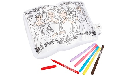Disney Princess Colour Your Own Cushion for £4.99