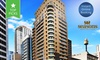 Seasons Harbour Plaza Sydney - Darling Harbour: Sydney, CBD: 1- or 2-Night Escape for Two at 4* Seasons Harbour Plaza Sydney