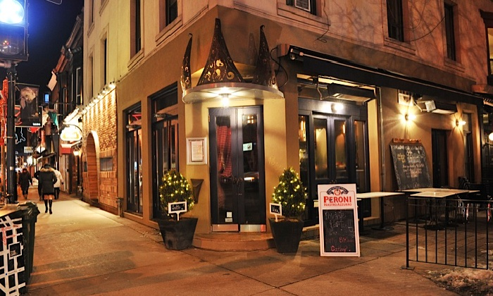 Sotto Voce Wine & Pasta Bar - Downtown Toronto: C$69 for a Dinner for Two With Wine at Sotto Voce Wine & Pasta Bar. Groupon Reservation Required.
