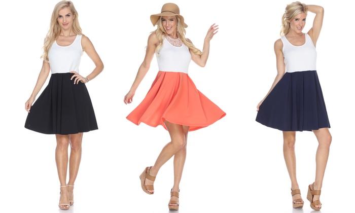 Women's Runa Colorblock Dress