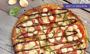 Boston's Restaurant & Sports Bar: Pizzeria Cuisine at Boston's Restaurant & Sports Bar (Up to 55% Off). Two Options Available.