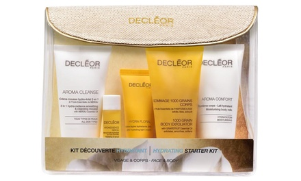 One or Two Decleor Hydra Floral Discovery Skin Care Sets
