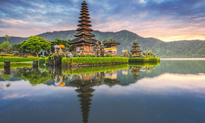 8 Or 10 Day Bali Vacation With Hotels And Air On Singapore