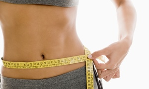 The Weight Loss Centre: Weight Loss Programme for R179 for One with The Weight Loss Centre (Up to 72% Off)