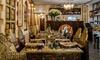 Restaurant Arabesque - Berlin: Arabisches 3-Gänge-Menü für 2 oder 4 Personen im Restaurant Arabesque (bis zu 59% sparen*)