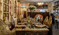 Arabisches 3-Gänge-Menü für 2 oder 4 Personen im Restaurant Arabesque (bis zu 59% sparen*)