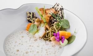Innesto: Déjeuner ou dîner Michelin en 6 services pour 2, 3 ou 4 personnes chez Innesto