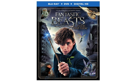Fantastic Beasts and Where to Find Them (Blu-ray and DVD) ee35c3a6-f232-11e6-91b0-00259069d868