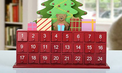 Special Occasion Gift Basket, Hamper or Countdown Calendar from Ferns N Petals UAE
